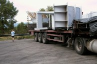 Transport of oversized cargo from Finland to Pirdop, Bulgaria