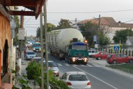 Transport of LPG tanks from Bulgaria to Romania