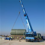 Equipment for new MDF factory.